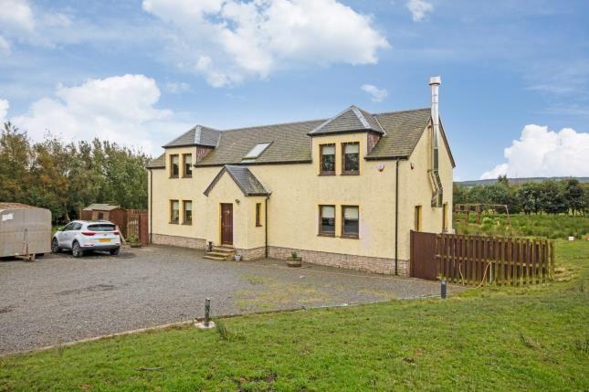 Thumbnail Detached house for sale in South East Longridge Crofts, By Longridge, Bathgate, West Lothian