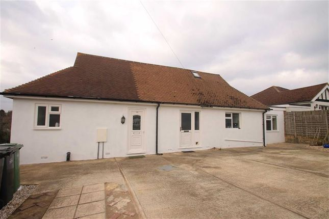 Thumbnail Detached bungalow for sale in Tudor Avenue, St Leonards-On-Sea, East Sussex