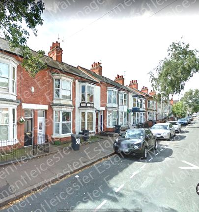 Thumbnail Terraced house to rent in Beaconsfield Road, Leicester