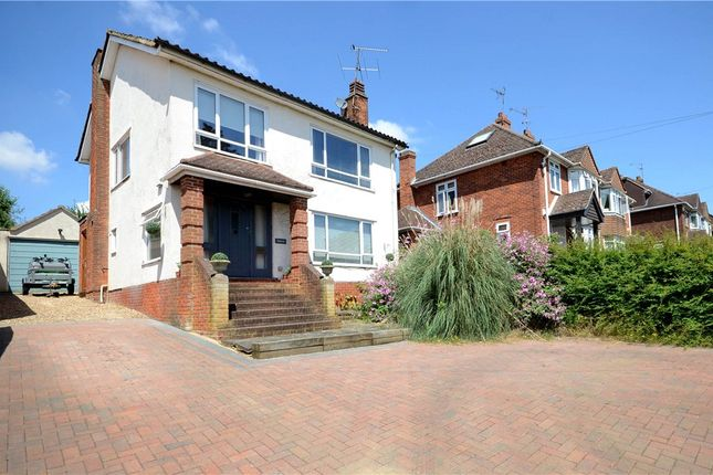Thumbnail Detached house for sale in Henley Road, Caversham, Reading
