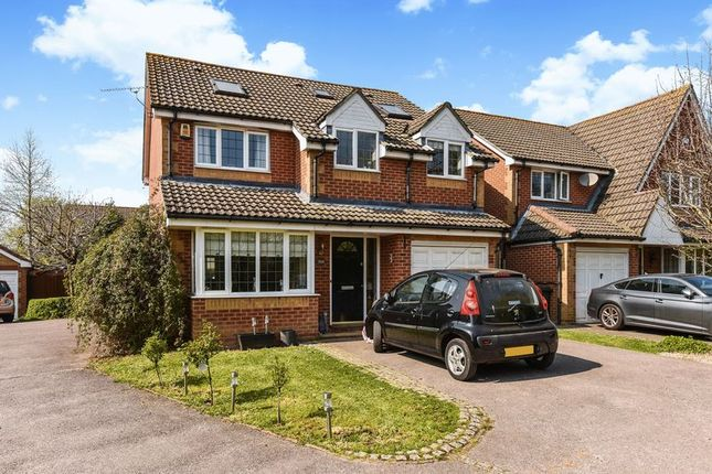 Detached house for sale in Shepherds Close, Hambrook, Chichester