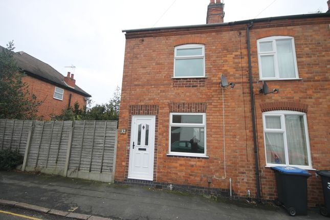 3 bed terraced house to rent in Mill Hill Road, Hinckley