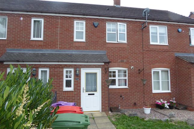 Thumbnail Terraced house for sale in Hollies Road, Wellington, Telford