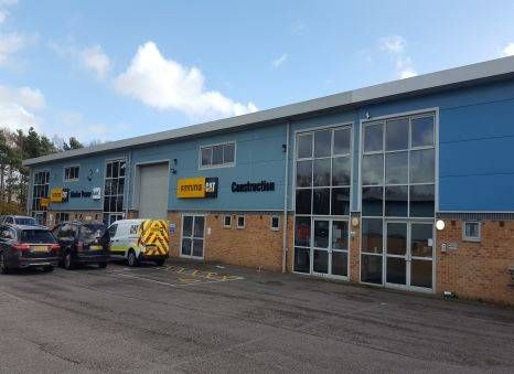 Thumbnail Warehouse to let in 21 Witney Road, Nuffield Industrial Estate, Poole