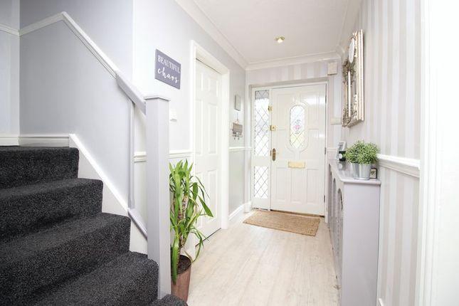 Hallway of Brockenhurst Drive, Harwood, Bolton BL2
