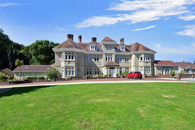 Thumbnail 2 bed flat for sale in Manor Road, Shanklin, Isle Of Wight