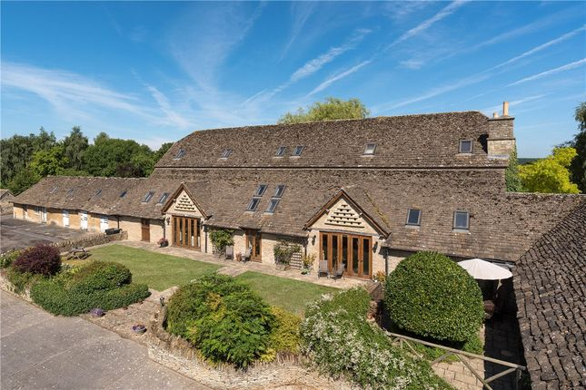 Thumbnail Detached house for sale in Lanhill, Chippenham, Wiltshire