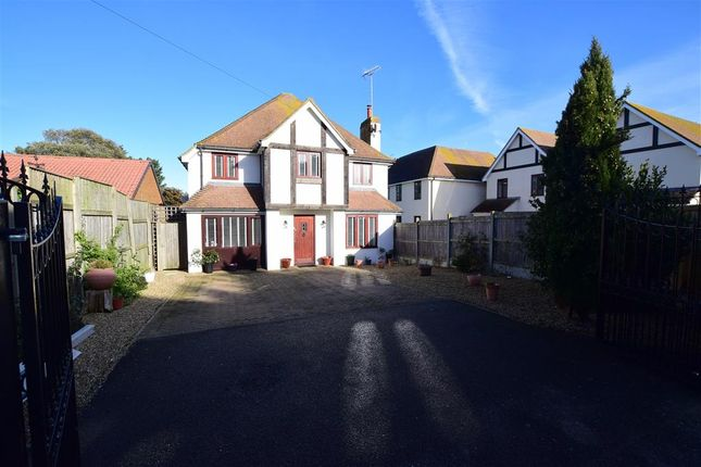 4 bed detached house for sale in First Avenue, Kingsgate, Broadstairs, Kent CT10