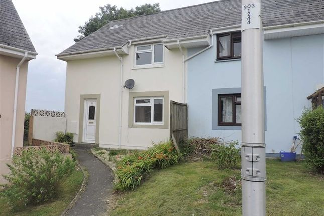Thumbnail End terrace house for sale in Garfield Gardens, Narberth, Pembrokeshire