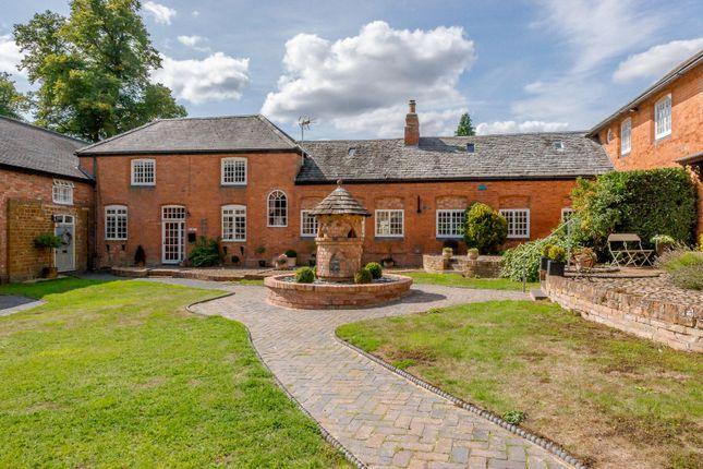 Thumbnail Detached house to rent in West Langton Hall, West Langton Road, Market Harborough, Leicestershire