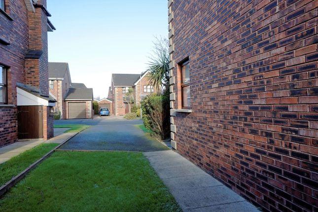 Driveway of Ardvanagh Close, Newtownards BT23