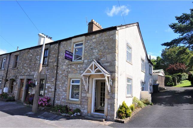 Thumbnail End terrace house for sale in Halton Road, Carnforth