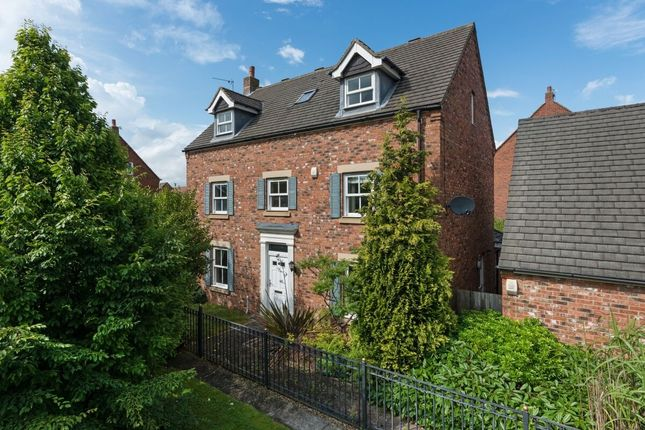 Thumbnail 5 bed detached house to rent in Warkworth Woods, Newcastle Upon Tyne