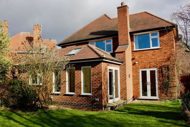 Thumbnail Detached house for sale in Woodside Crescent, Long Eaton