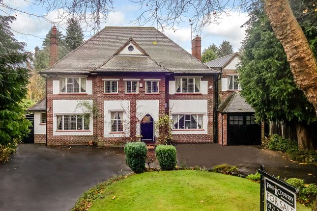 Thumbnail Detached house for sale in Westfield Road, Edgbaston, Birmingham