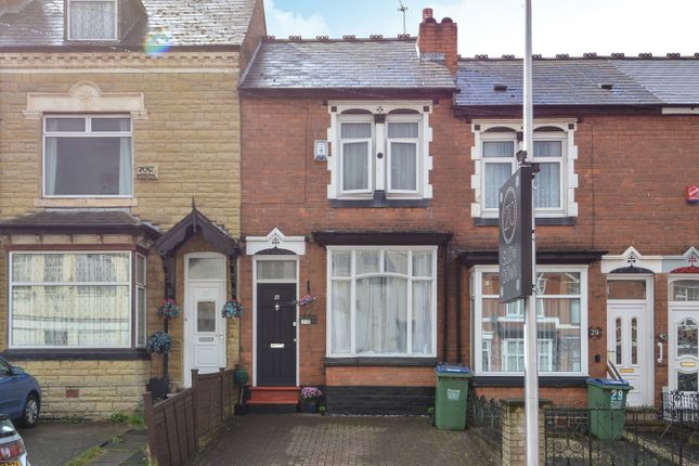 Thumbnail Terraced house for sale in Beakes Road, Bearwood