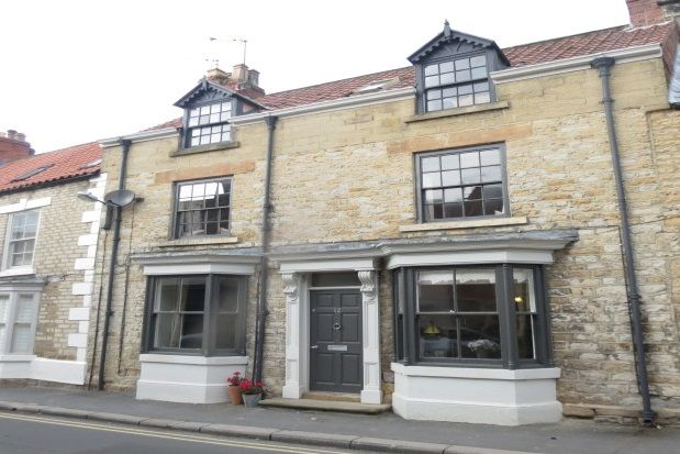 Thumbnail Town house to rent in West End, Kirkbymoorside, York