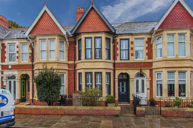 5 bed terraced house for sale in Roath Court Road, Roath, Cardiff CF24