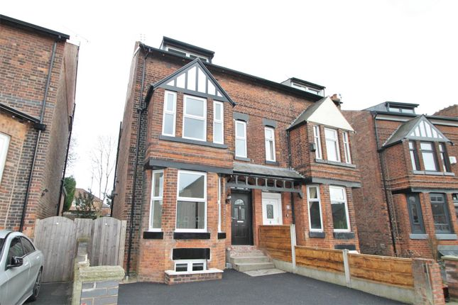 Thumbnail Semi-detached house for sale in Gilda Crescent Road, Eccles, Manchester