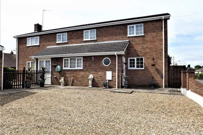 Thumbnail Detached house for sale in Mill Lane, Whaplode, Spalding