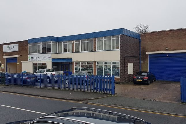 Thumbnail Light industrial to let in Higher Road, Urmston