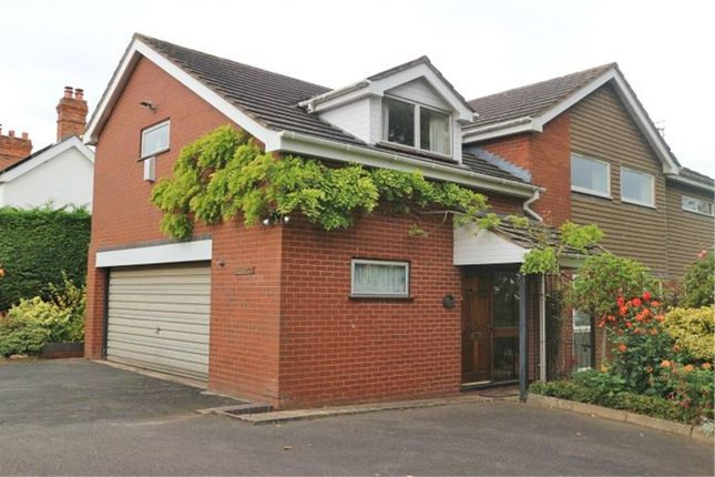 Thumbnail Detached house for sale in Grit Lane, Malvern, Worcestershire