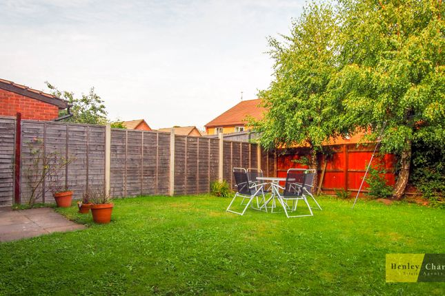 Garden of Cherry Cresent, Erdington, Birmingham B24