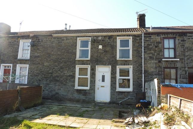 Thumbnail Cottage for sale in Nightingale Street, Abercanaid, Merthyr Tydfil
