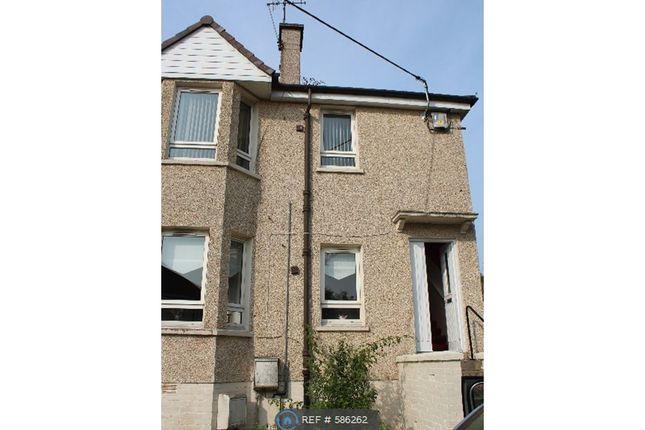 Thumbnail 1 bed flat to rent in Keir Hardie Drive, Kilsyth