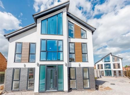 Thumbnail Detached house for sale in Lawford Lane, Bilton, Rugby, Warwickshire