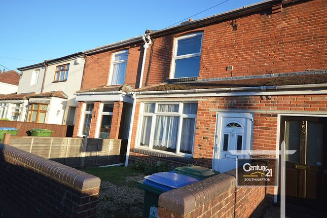 Thumbnail Terraced house to rent in Ludlow Road, Southampton