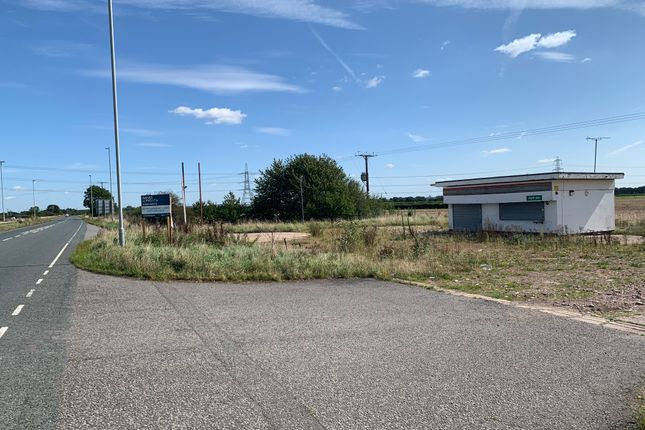 Thumbnail Land for sale in Otters Bridge, Gainsborough Road, Saxilby, Lincoln