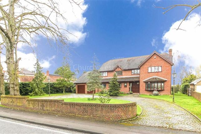 Thumbnail Detached house for sale in Ongar