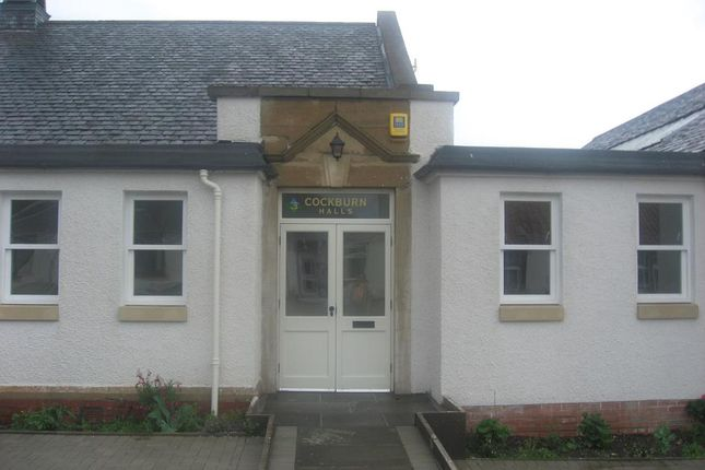 Thumbnail Office to let in 3 Cockburn Halls, Ormiston