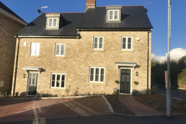 Thumbnail Semi-detached house for sale in Winslow Road, Weymouth