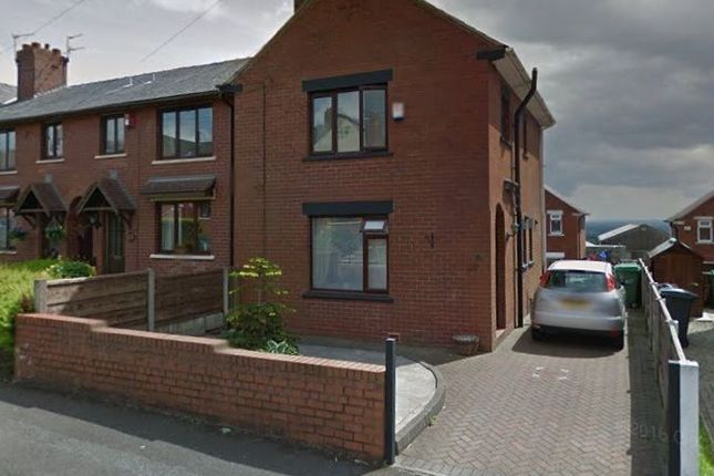 Thumbnail Terraced house to rent in 25 Thirlstone Avenue, Moorside, Oldham, Greater Manchester