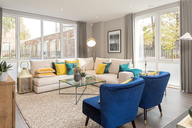 Thumbnail Flat for sale in Plot 138, Central Square Apartments, Acton Gardens, Bollo Lane, Acton, London