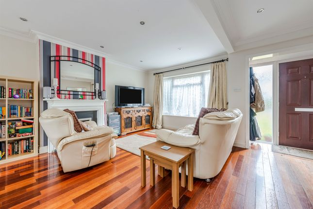 Thumbnail Semi-detached house for sale in Stirling Close, Burgess Hill