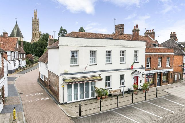 Thumbnail Semi-detached house for sale in The Square, High Street, Hadlow, Tonbridge