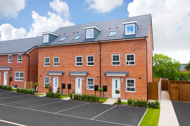 """Thumbnail Terraced house for sale in """"Norbury"""" at Manor Drive, Upton, Wirral"""