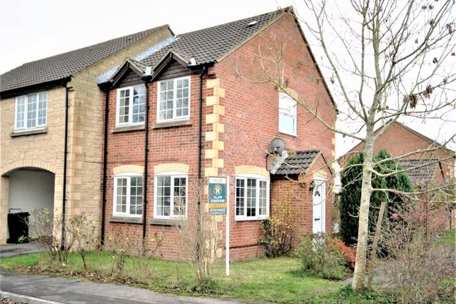 Thumbnail Semi-detached house to rent in Bakers Field, Lyneham