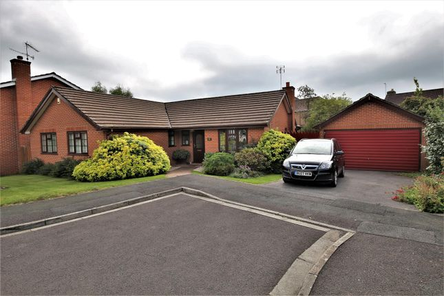 Thumbnail Bungalow for sale in Oaklands, Cheddar
