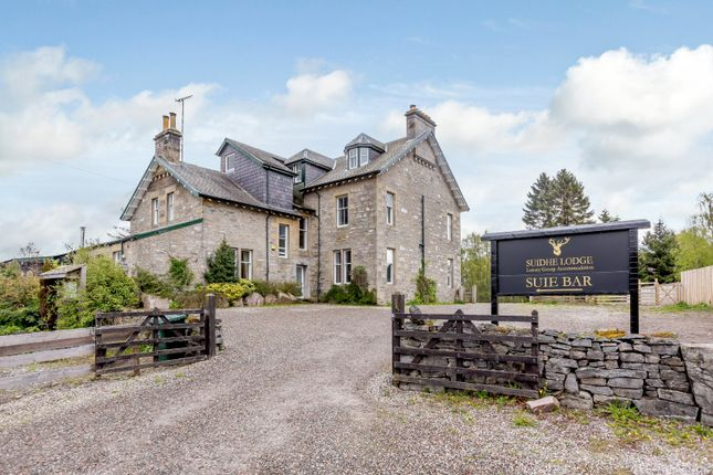 Thumbnail Detached house for sale in Suidhe Lodge & Cottage, Kincraig, Kingussie, Inverness-Shire