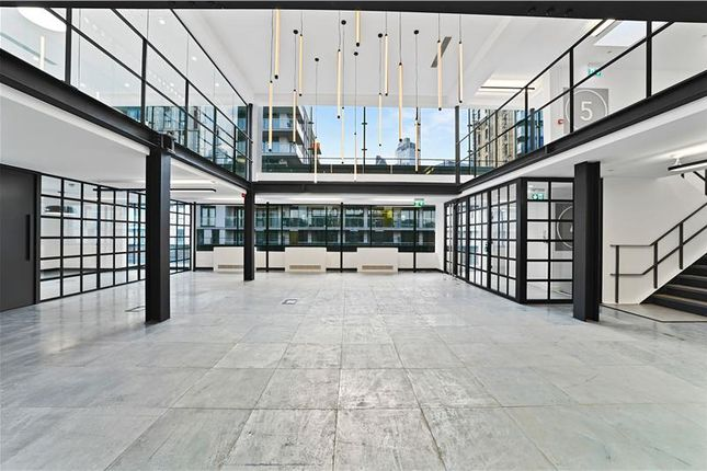 Thumbnail Office to let in Penthouse East One, East One, Commercial Street, London, Greater London