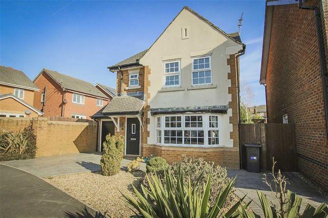 Thumbnail Detached house for sale in Honeysuckle Court, Accrington, Lancashire