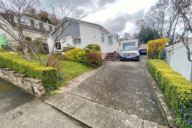 2 bed detached bungalow for sale in Hilltop Crescent, Pontypridd CF37