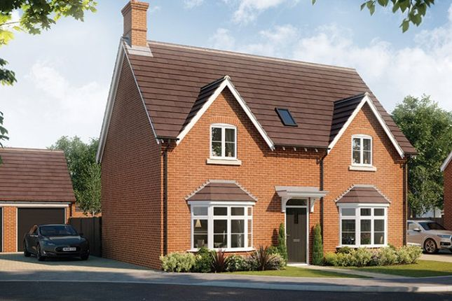 Thumbnail Detached house for sale in Millbrook Grange, Cottingham Drive, Moulton