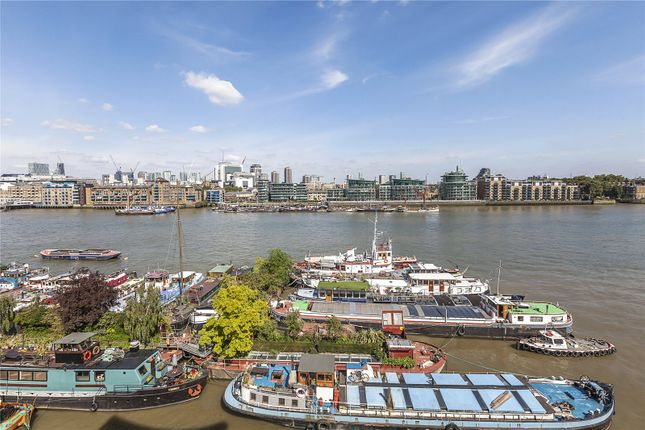 Thumbnail Flat for sale in Springalls Wharf Apartments, 25 Bermondsey Wall West, London