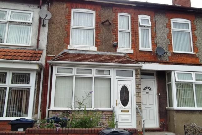 Thumbnail Terraced house for sale in Burlington Road, Small Heath, Birmingham