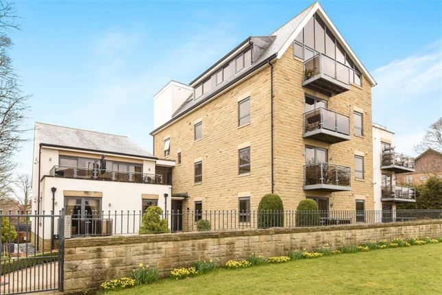 Thumbnail Flat for sale in The Place, 564 Harrogate Road, Leeds